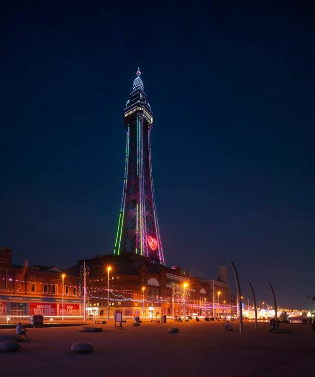 When to see the Blackpool illuminations. Pic credit: Blackpool Illuminations Facebook page