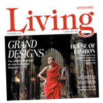 St Helens Star: Cheshire Living Cover 2018 Autumn