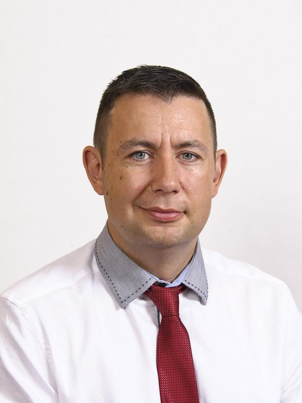 St Helens Star: Cllr Anthony Burns, cabinet member for public health, libraries and leisure