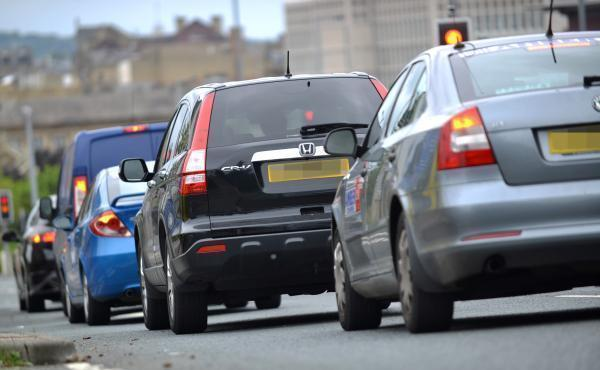 DVLA data says there are 135 drivers in St Heens who avoided a ban
