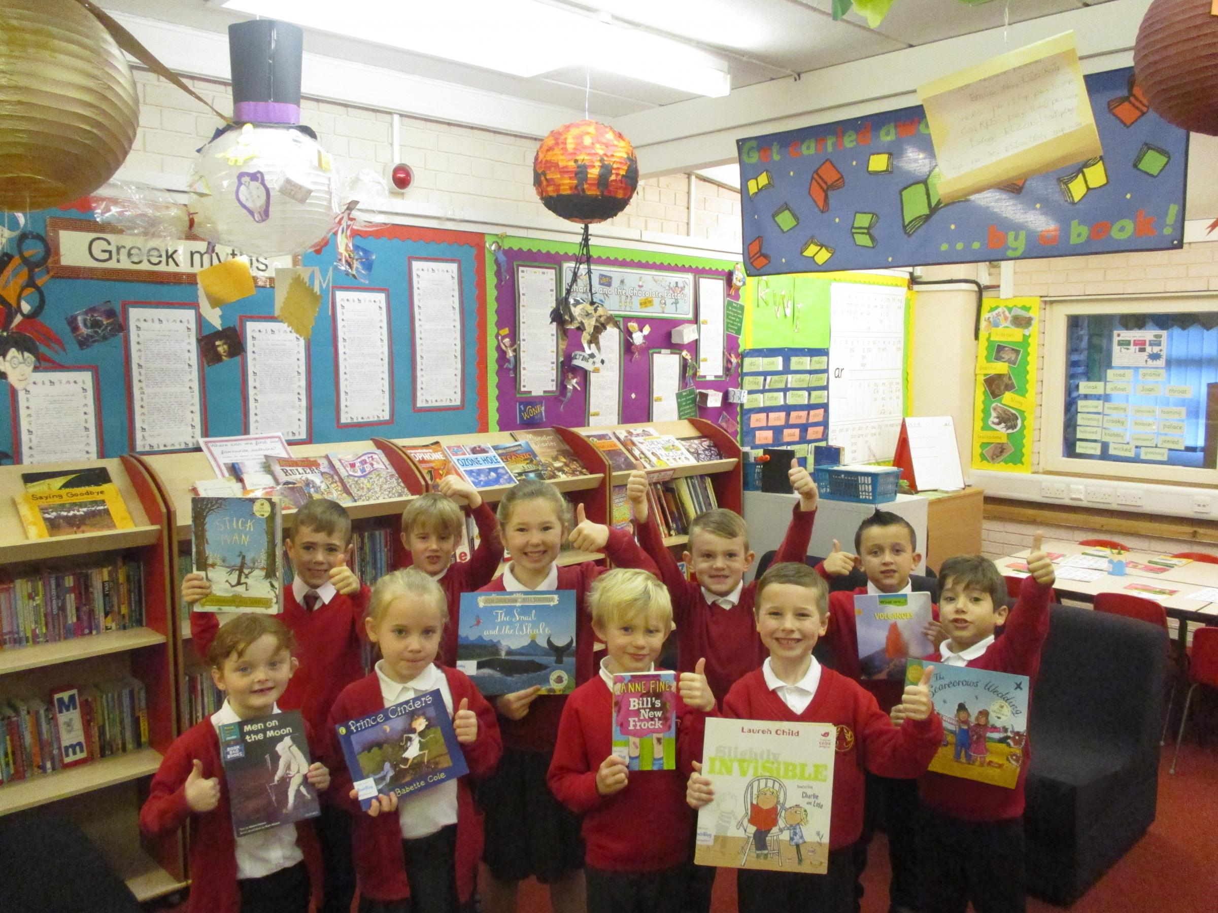 Primary School's sound result in phonics screening test one of England's best