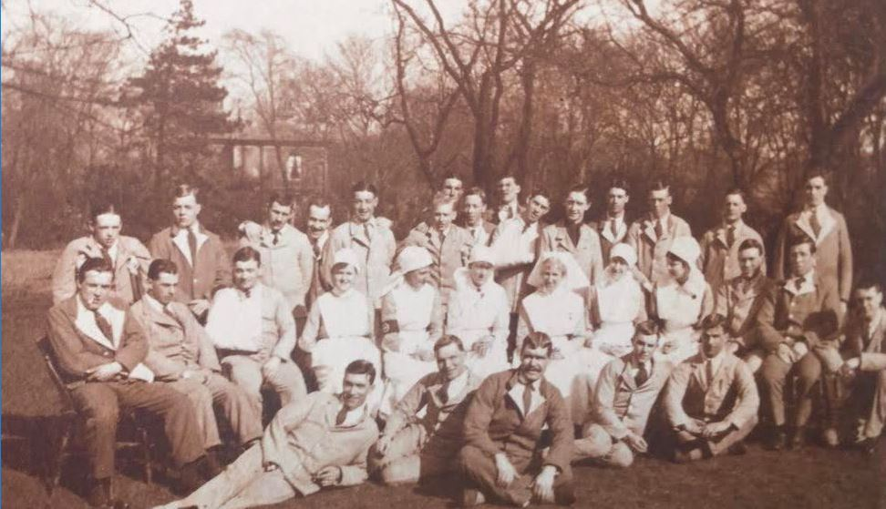 The amazing story of First World War hospital told