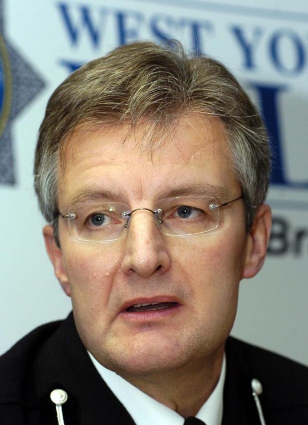 South Yorkshire chief David Crompton is under-fire for the email.