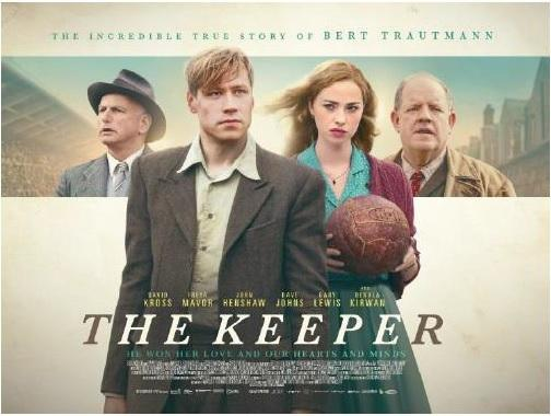 The Keeper will be specially screened at Cineworld