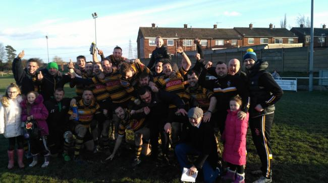 Haydock's Challenge Cup progress