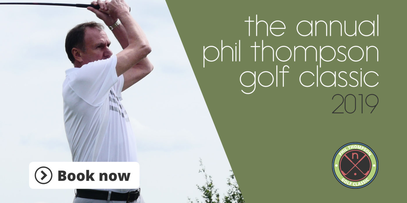 The Phil Thompson Golf Classic is being held