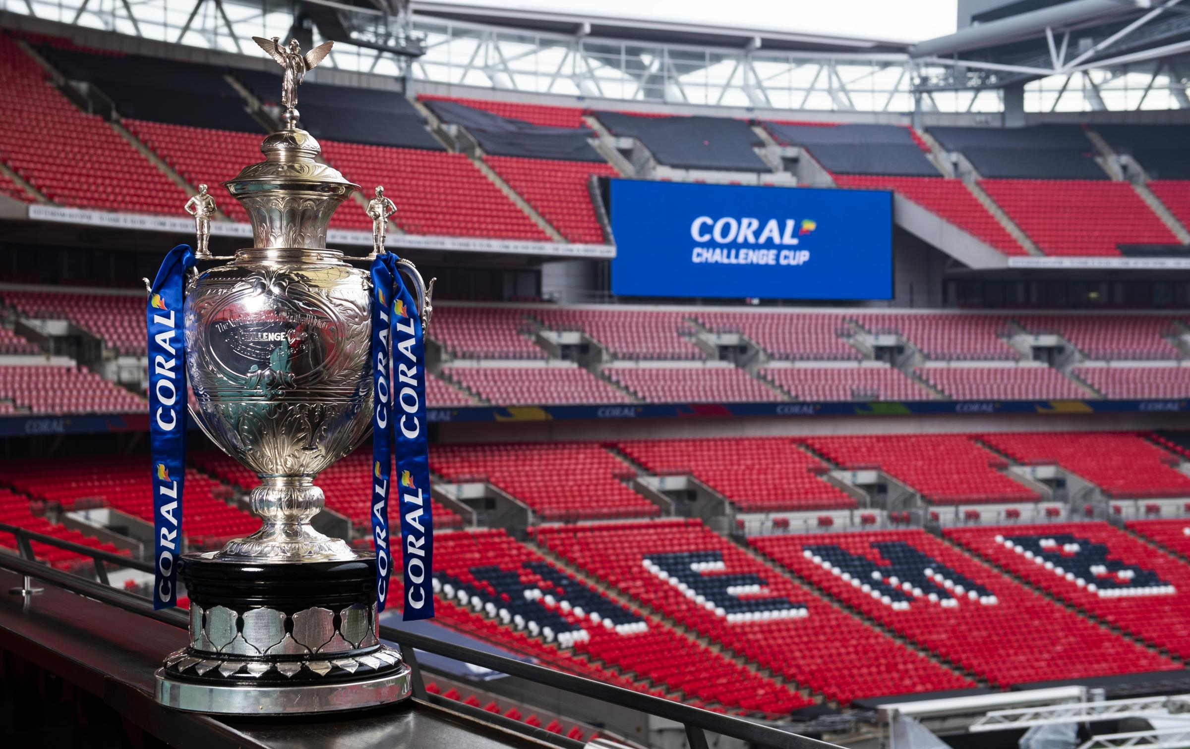 The date of the Challenge Cup final of 2020 has been confirmed