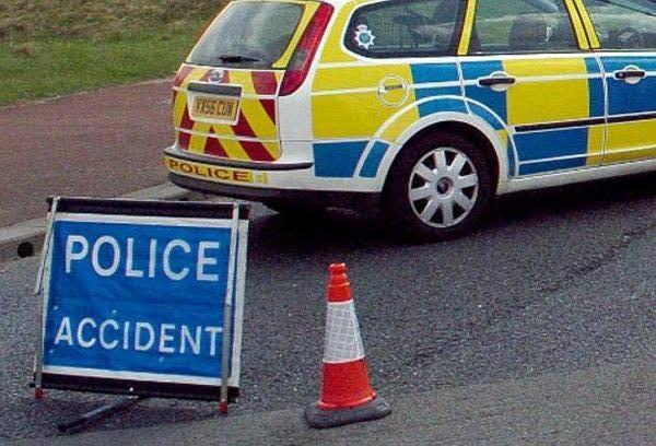 Police called to three-car crash on Sutton Road, Peasley Cross