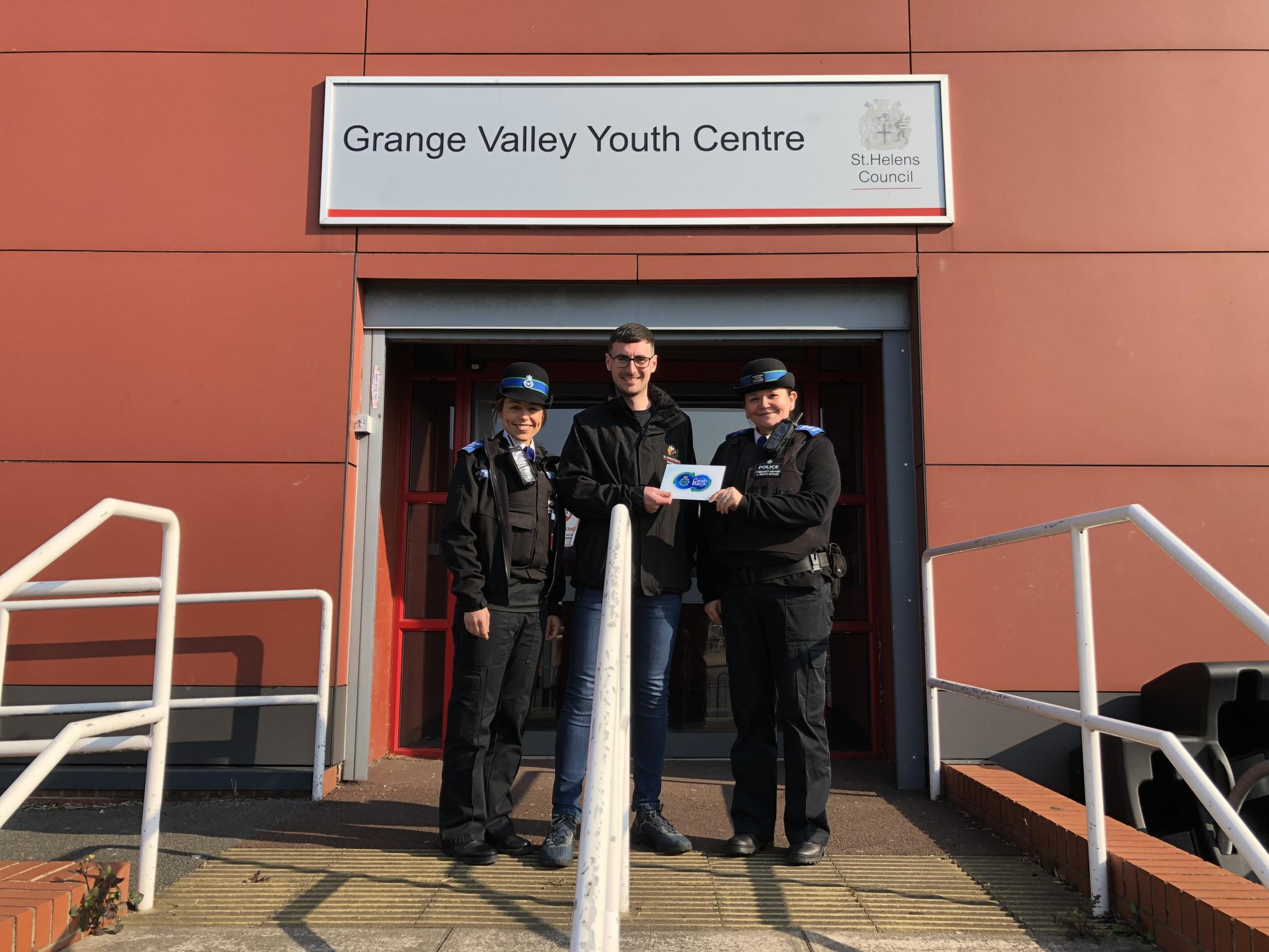£16,000 fund for year-long project to deter youths from anti-social behaviour