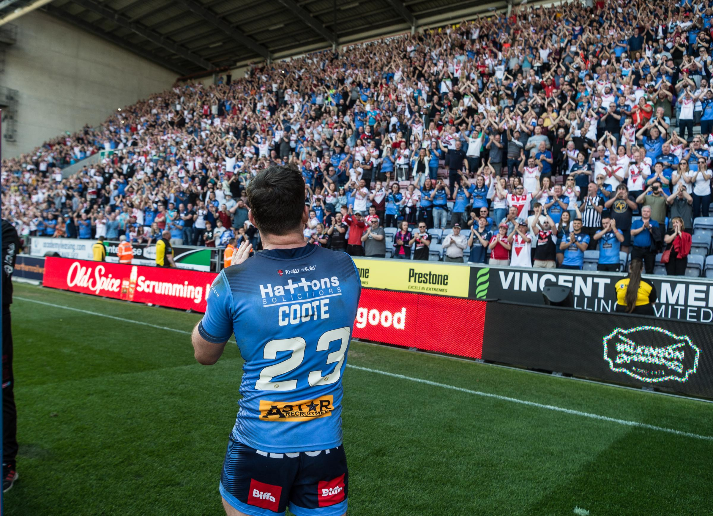 PICTURES: Now that is what you call a happy Easter for Saints fans