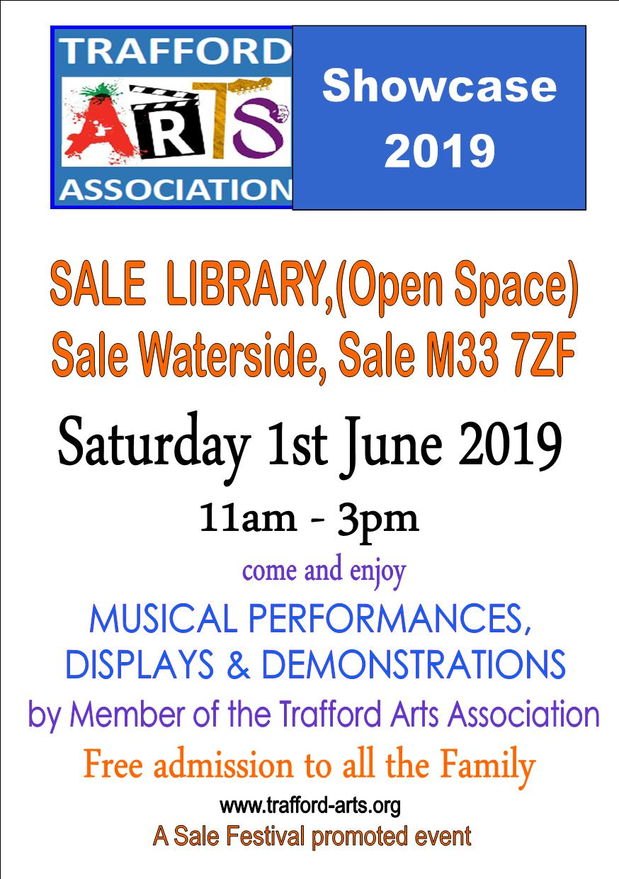 Trafford Arts Association Members' Open Space Showcase