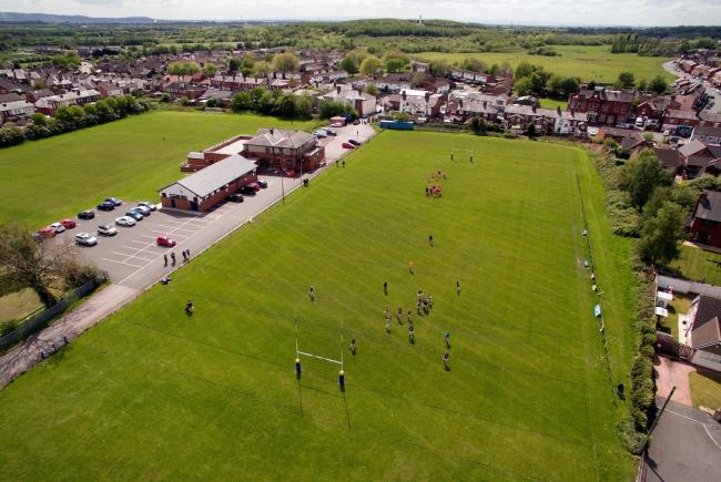 Can you identify this amateur rugby league ground? Picture: Mike Dean