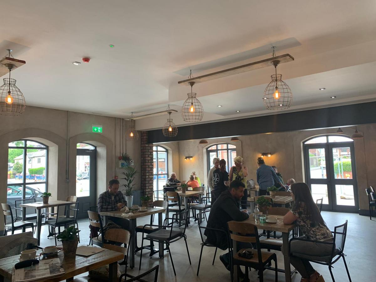 Look inside the new and improved Boc Boc Cafe | St Helens Star