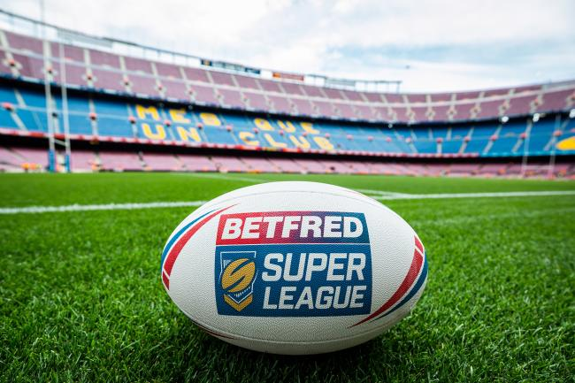 New sponsorship deal for Super League