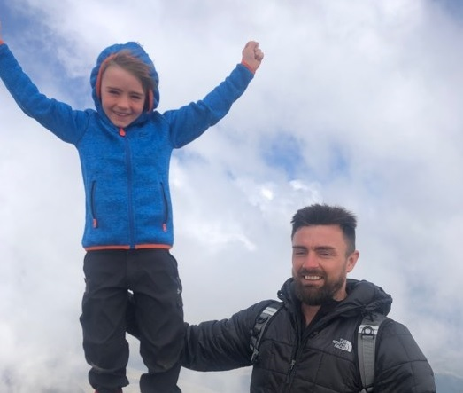 3 Peaks conqueror Lucas, 6, to take on Yorkshire 3 Peaks